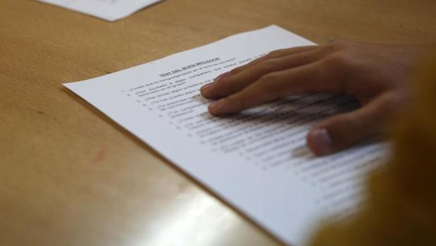 El Gobierno buscará un sinónimo de aprobado para los alumnos de la ESO que saquen un 4