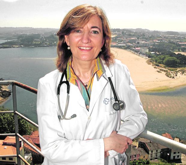 Crespo es responsable de la Unidad de Insuficiencia Cardiaca y Trasplante del Complejo Hospitalario de A Coruña