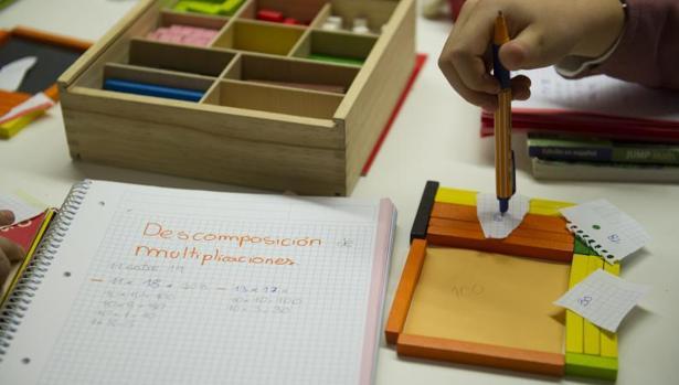 Una escuela en Barcelona desarrolla un programa innovador para enseñar Matemáticas