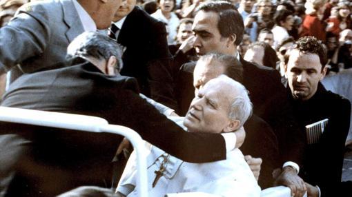 Atentado contra Juan Pablo II el 13 de mayo de 1981