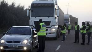 Control fronterizo en Portugal