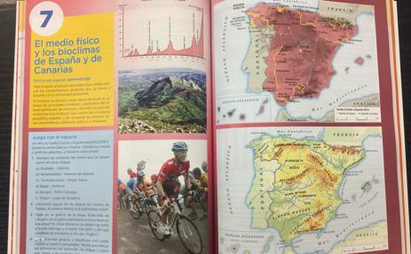 Libro de texto en Canarias