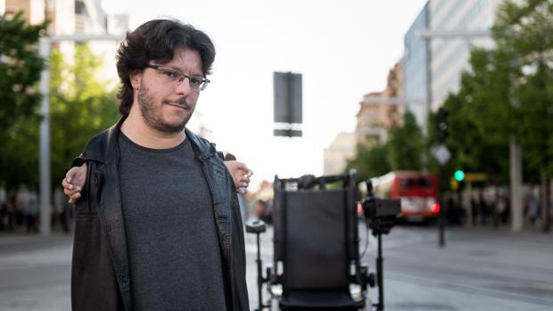 El escritor y periodista Raúl Gay