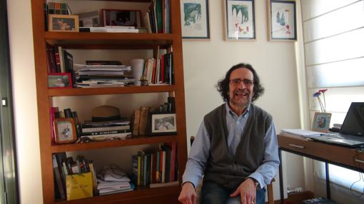 Luis Díaz Viana, autor de «Miedos de hoy»