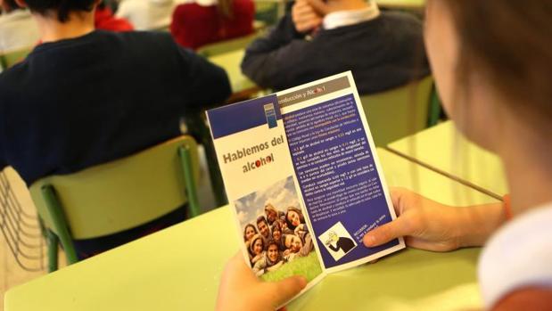 Hemeroteca: Sube el consumo de cannabis y baja el de alcohol y cocaína en España   Autor del artículo: Finanzas.com