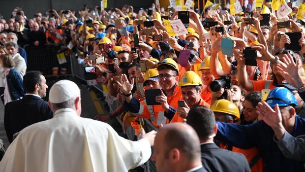 Hemeroteca: El Papa denuncia«la transformación de empresarios en especuladores» | Autor del artículo: Finanzas.com