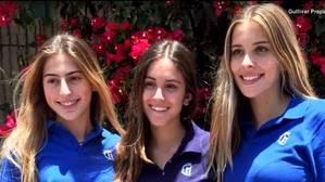 Victoria Roca, Susana Cappello, y Carolina Baigorri