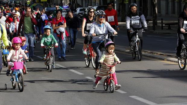 Día de la Bicicleta en Toledo