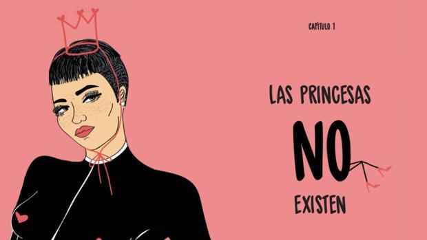 Pezones Revueltos La Ilustradora Que Anima A Las Mujeres A No