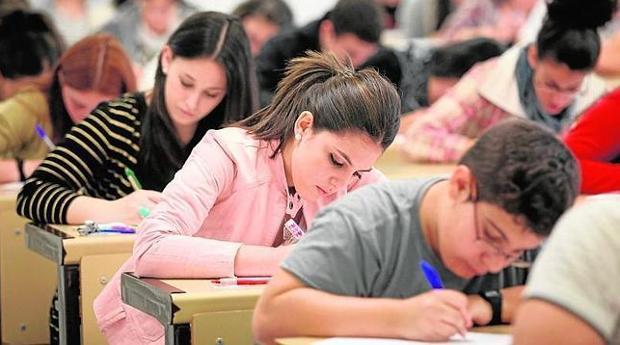 Los alumnos de Madrid, Extremadura, Comunidad Valenciana, Baleares y Aragón comienzan las pruebas hoy