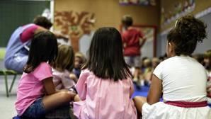 Alumnos de educación infantil