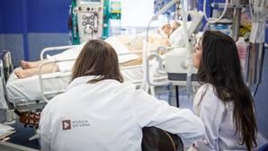 Artistas de Música en Vena, en el Hospital 12 de Octubre