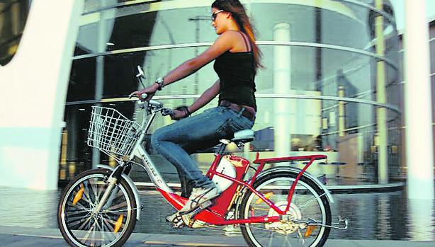 Aniversario de la creación de la bicicleta