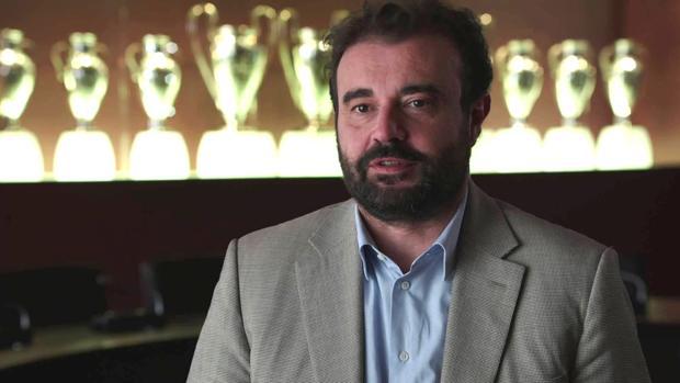 José Ángel Sánchez, director del Real Madrid es licenciado en Filosofía y Letras por la Universidad Complutense de Madrid