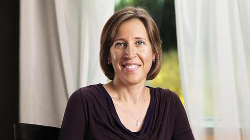 Susan Wojcicki es CEO de YouTube y licenciada en Historia