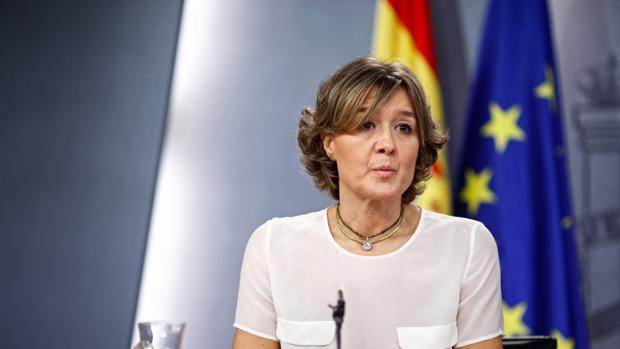 La ministra de Agricultura, Isabel García Tejerina,, en una comparecencia reciente
