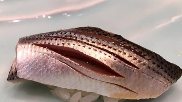 La ciguatoxina es tóxica en pescado cocinado o crudo, como el de la imagen