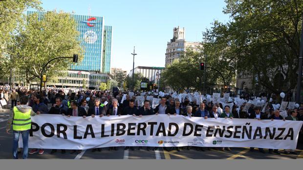 Hemeroteca: El Partido Popular lleva al Congreso la defensa de la educación concertada | Autor del artículo: Finanzas.com