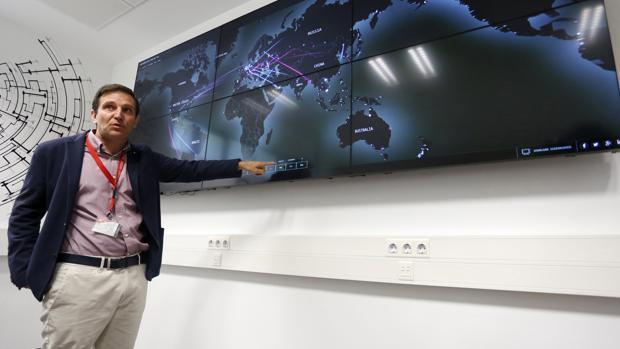 primer centro de operaciones destinado a controlar las amenazas en materia de ciberseguridad