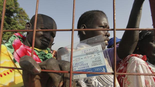 La segunda gran hambruna pone en alerta a Sudán del Sur