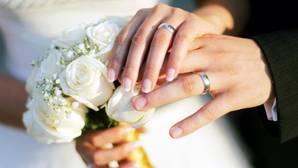 En 2016 los matrimonios crecieron un 2%