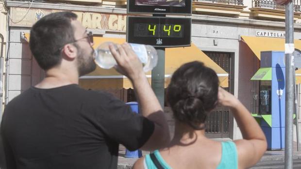 En Córdoba se alcanzarán los 40ºC este miércoles
