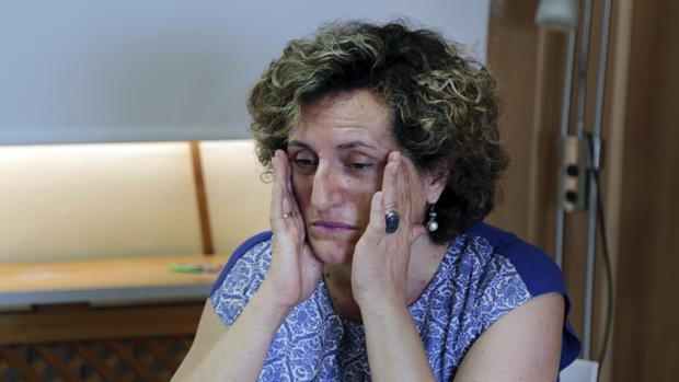 Francisca Granados, la asesora legal de Juana
