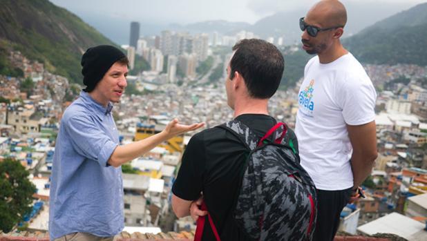 Las favelas de Río de Janeiro