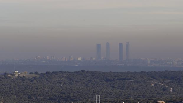 El objetivo del plan del Gobierno es mejorar la calidad del aire
