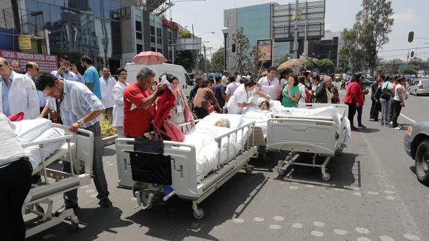 Resultado de imagen para fotos terremoto mexico