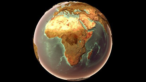 Resultado de imagen de El planeta Tierra más caliente en el pasado