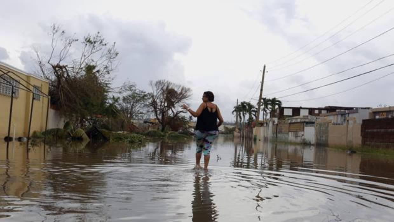 Ascienden a 12 el n mero de v ctimas en puerto rico por el - Puerto rico huracan maria ...