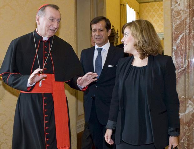 El Gobierno protesta ante el Vaticano por el apoyo de religiosos catalanes al referéndum ilegal
