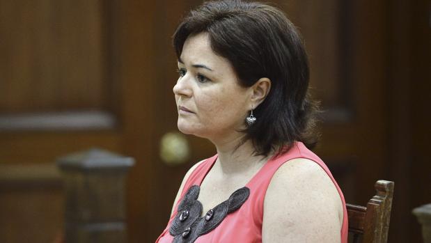 Ruth Ortiz, madre de los niños que fueron asesisnados por su padre, José Bretón