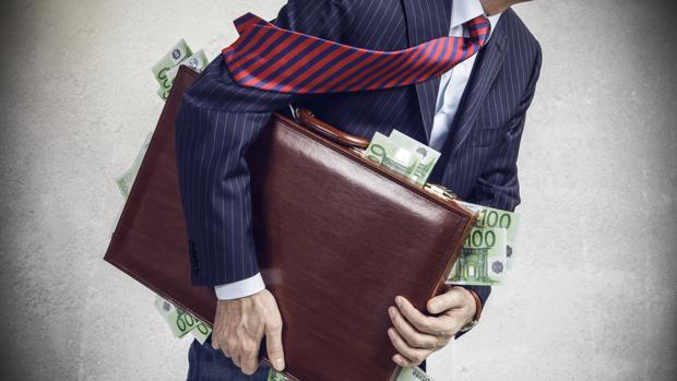 La corrupción es uno de los grandes problemas de Italia