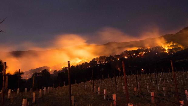 Resultado de imagen para muertos por incendio en California