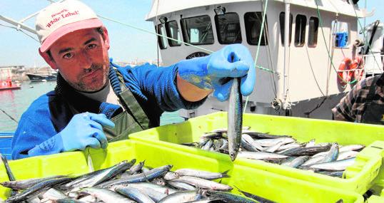 Pescador cántabro