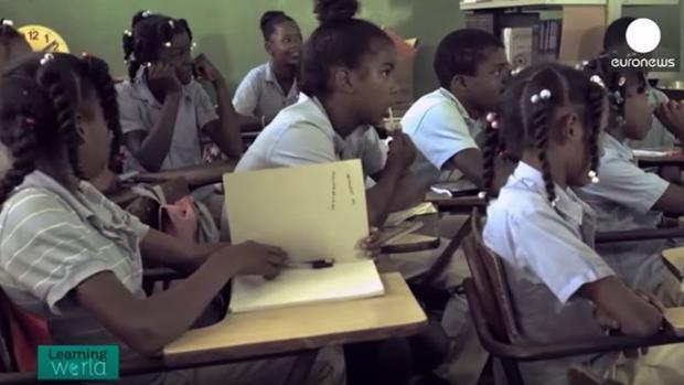 Luces para Aprender en República Dominicana, proyecto de la OEI, uno de los ganadores de 2017