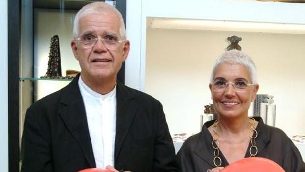 Salvador Tous y Rosa Oriol