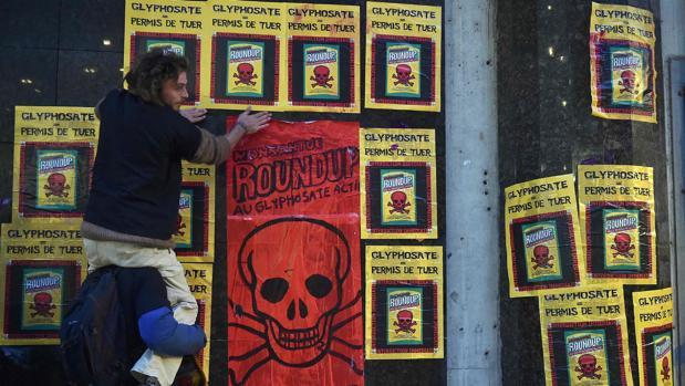 Hemeroteca: La prórroga del glifosato abre una profunda brecha en la Unión Europea | Autor del artículo: Finanzas.com