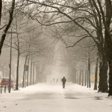 La nieve sepulta hoy Dortmund