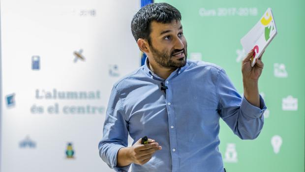 El consejero de Educación del Gobierno valenciano, Vicent Marzà