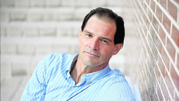 Fernando Basanta, profesor que reclama el aprendizaje de griego