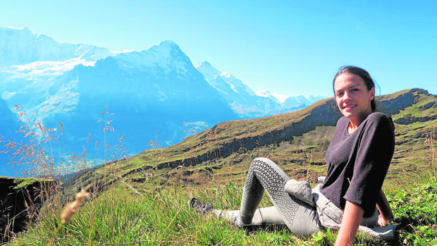 Desiré García Mochales dejó España en 2013 rumbo a Suiza. Actualmente vive en Lausana