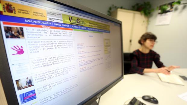 El sistema Viogén controla a cada víctima y sus agresores