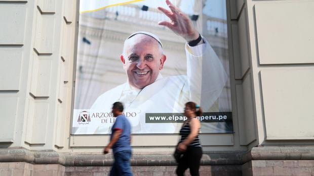 Hemeroteca: El Papa Francisco viaja a Perú en medio de una grave crisis política   Autor del artículo: Finanzas.com