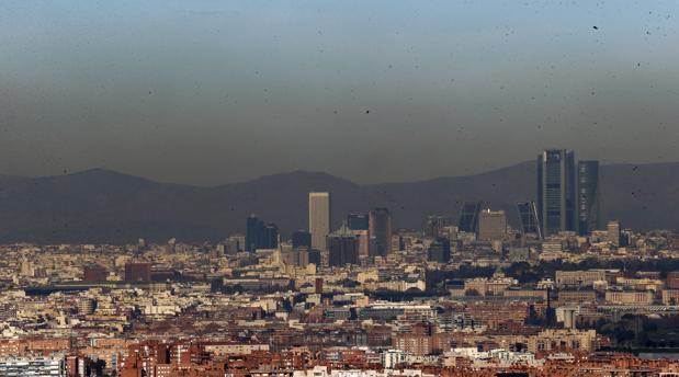 Europa da un ultimátum a España por los niveles de contaminación 0e579097827