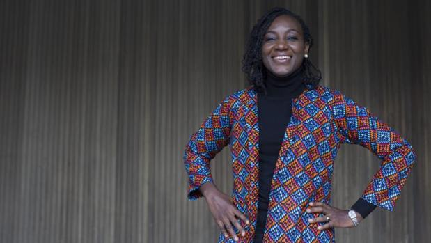 Ebele Okoye, Premio Harambee 2018