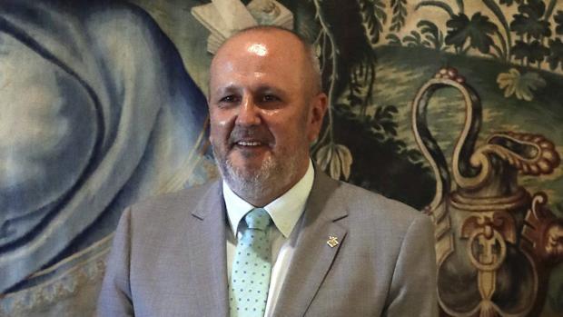 Miquel Ensenyat, presidente del Consell de Mallorca