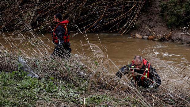 Un dispositivo de más de 200 personas busca desde primera hora de la mañana al agente de la Guardia Civil de Guillena (Sevilla)